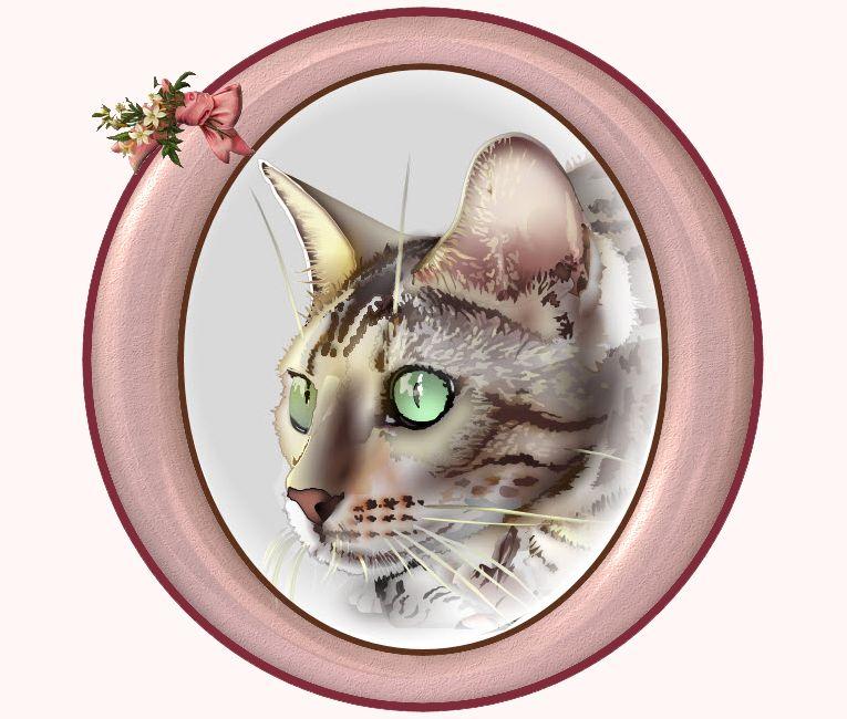 Bengal Cat Clipart